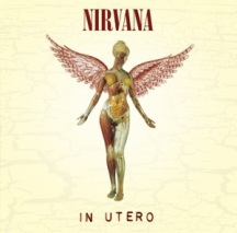 Nirvana's last studio album released in 1993.