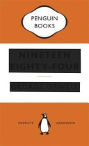 A 2013 Penguin Books edition of George Orwell's classic novel 1984.
