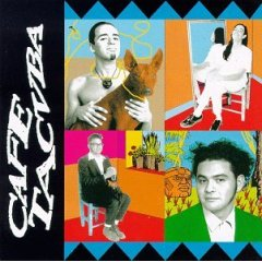 Café Tacvba's 1992 self-titled album.